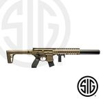 Sig Sauer MCX ASP FDE Co2 submachine gun - 4,5 pellets