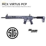 Sig Sauer MCX Virtus PCP Semi-Automatic Rifle cal. 5.5mm