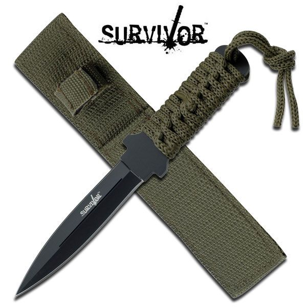 Cuchillo Survivor HK-7521