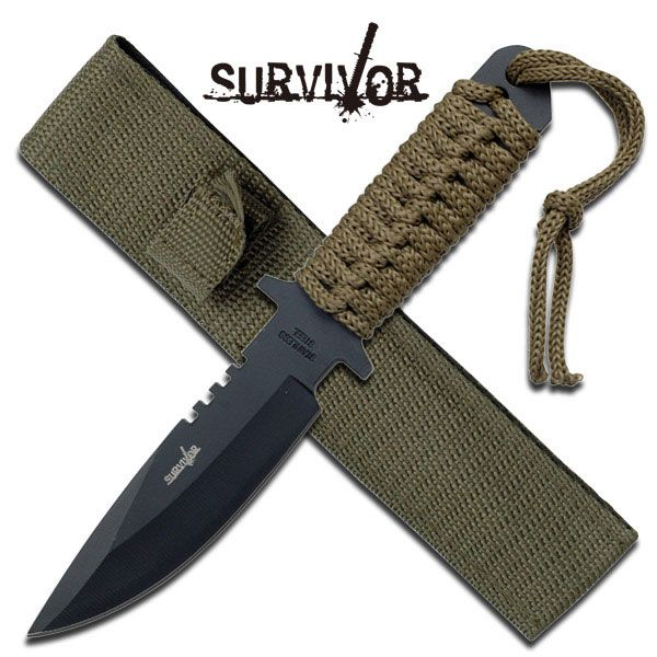 Cuchillo Outdoor Survivor HK-7525