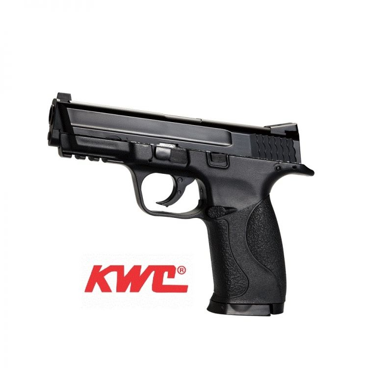 Pistola KWC MP40 - 4,5 mm Co2 Bbs Acero