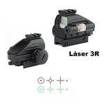Zasdar 1X22x33 mm Electronic Sight With Laser included