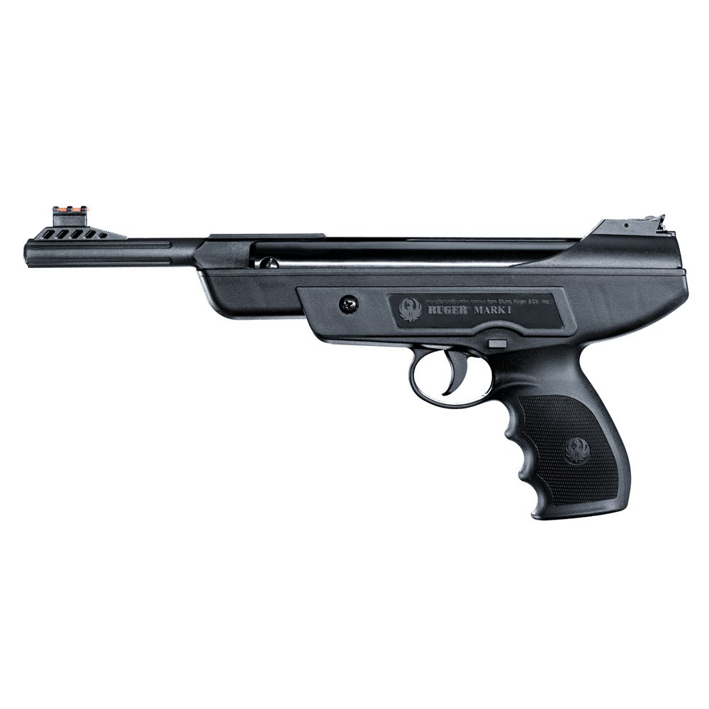 Pistola Ruger Mark I 4,5 mm Balines