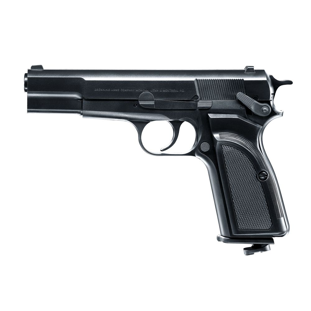 Pistola Browning Hi-Power MARK III co2 - 6 mm