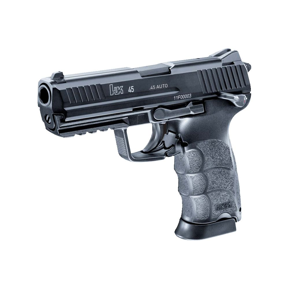 Pistola H&K HK45 .45  Blowback - Gas - 6 mm