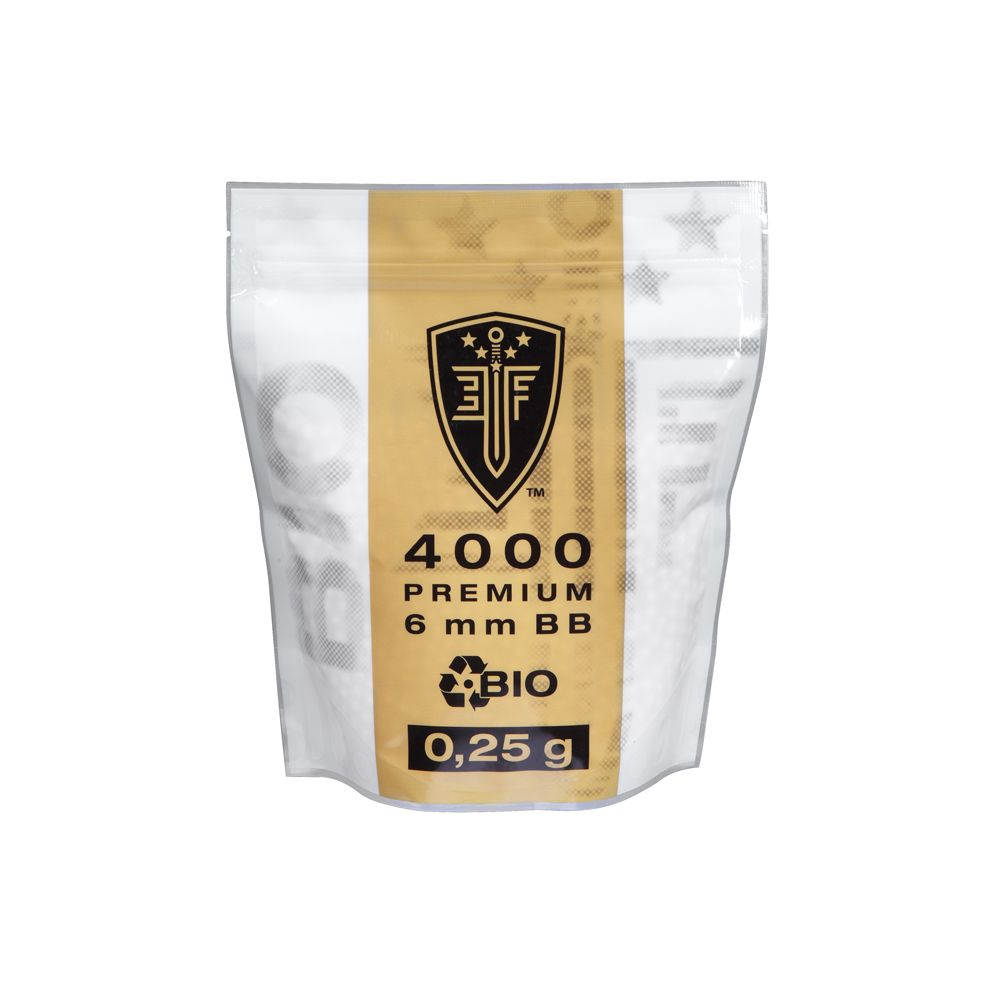 Elite Force BBs Bio Bag 4000 Premium 0.25 you.