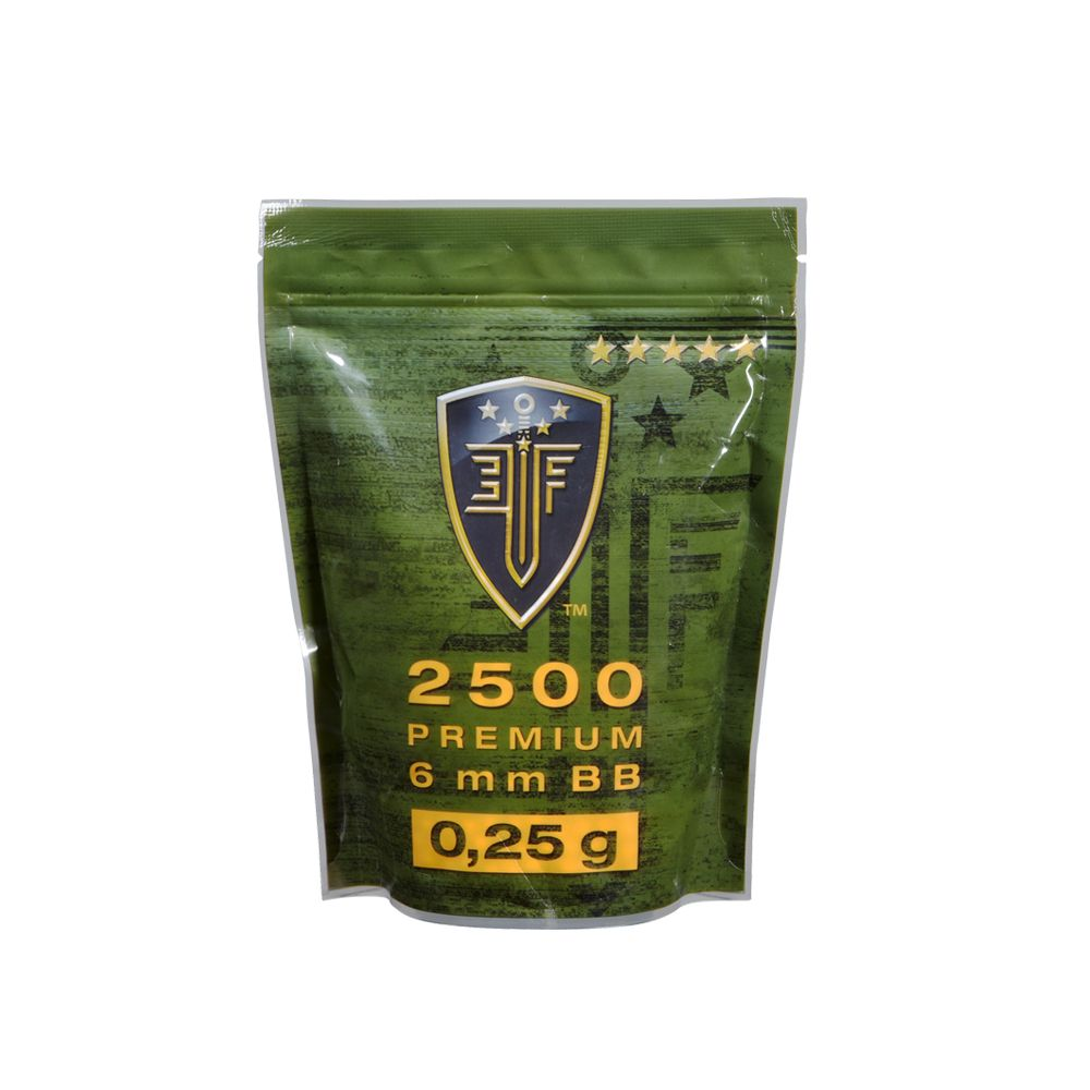 Bbs 0.25 Premium Elite Force Exchange 2500 you.