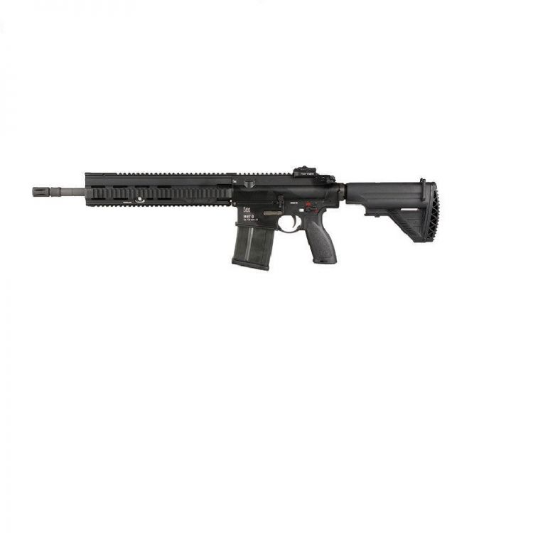H & K submachine Recon 417 D Fullmetal Electrica - 6 mm VFC - V2 + Mosfet