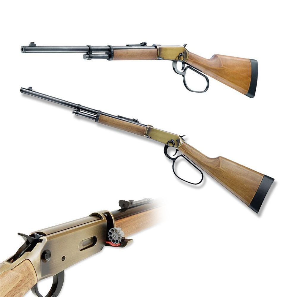 Carabina Walther Lever Action Duke 88g Co2 - 4,5 mm