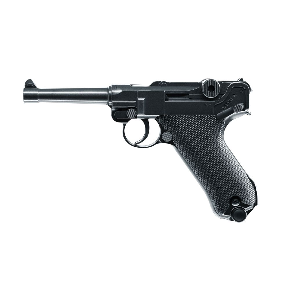 Pistola Legends P08 Co2 - 4,5 mm BBs Acero