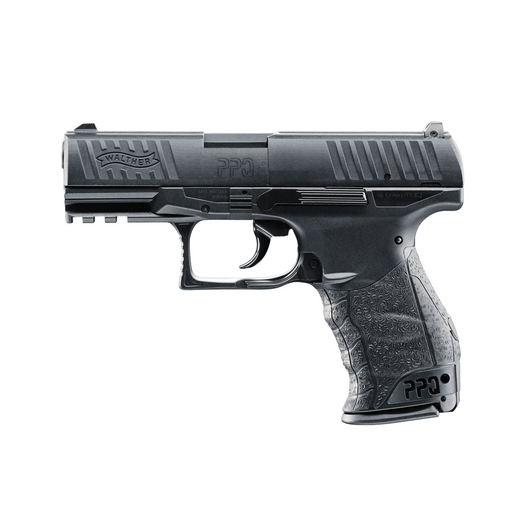 Pistola Walther PPQ Co2 - 4,5mm Balines