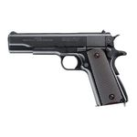 Pistola Colt Commemorative Blowback Fullmetal Co2 - 4,5 mm BBs Acero