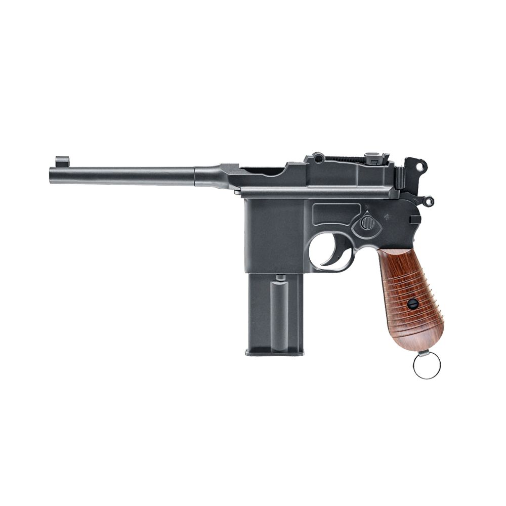 Pistola Legends C96 FM (Full metal) Co2 - 4,5 mm BBs Acero