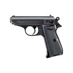 Pistola Walther PPK/S Blowback Co2 - 4,5 mm Bbs Acero