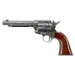 """Revolver Colt SAA .45 Antique Finish Canyon 5.5 """" Co2 - 4.5 mm BBs"""