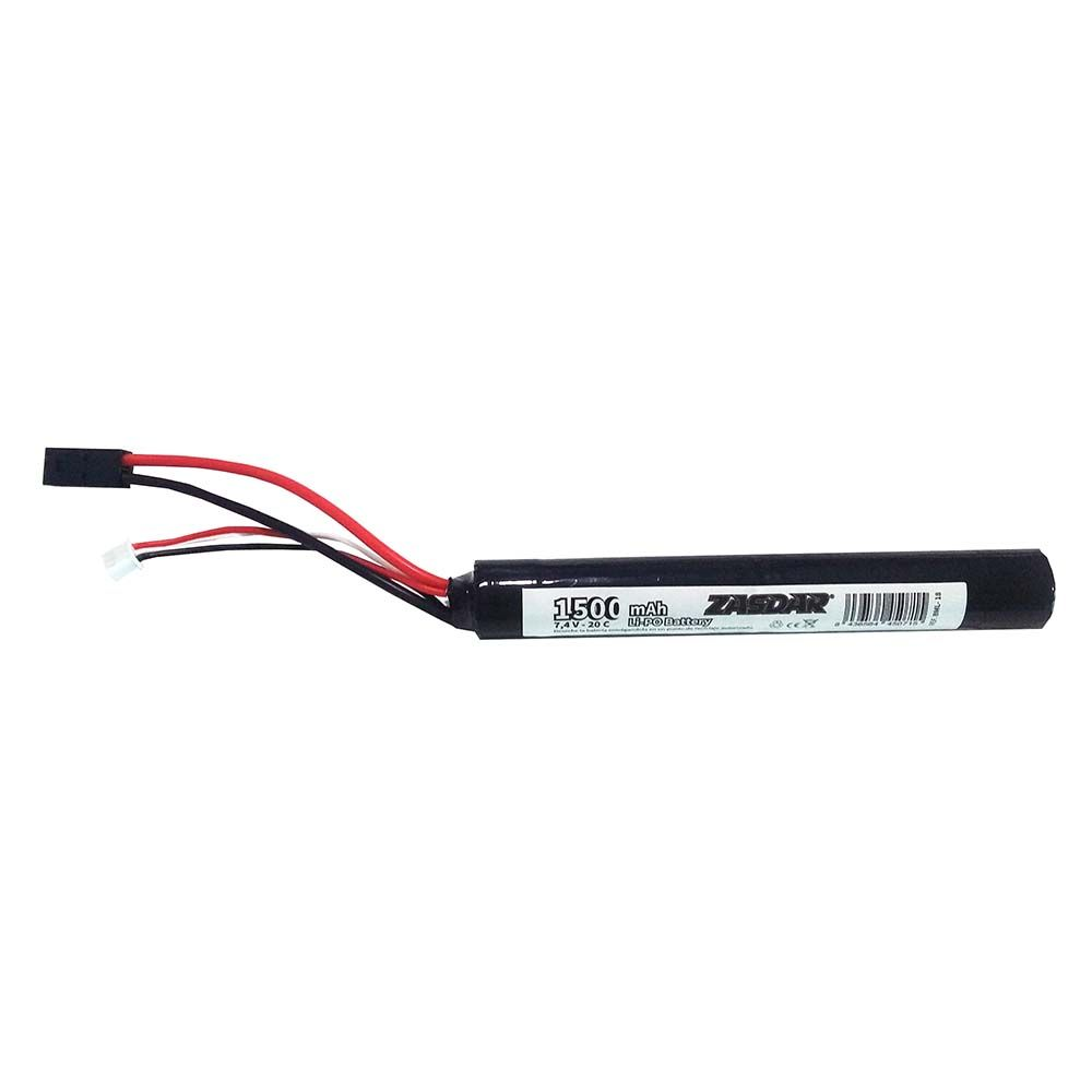Batteries For Airsoft Guns Pistols Revolvers Rifles And Carbines Lipo Balance Charger Ac Input Us Products Classic Army Battery Li Po Zasdar 74 V 1500 Mah 20c 1 Stick 18 X