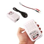 E4AC battery charger for Li-Po 2S and 3S batteries