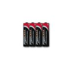 Retractable 4 Alkaline Batteries Duracell Procell AA + Ecotax