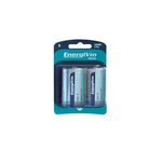 Blister 2 Batteries Al. R20C + Ecotax