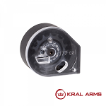 KRAL charger for PCP Rifles cal. 4.5 mm