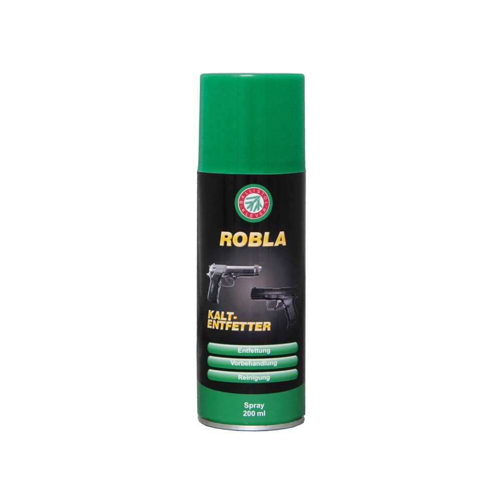Robla Cold Degreaser - Desengrasante Spray 200 ml