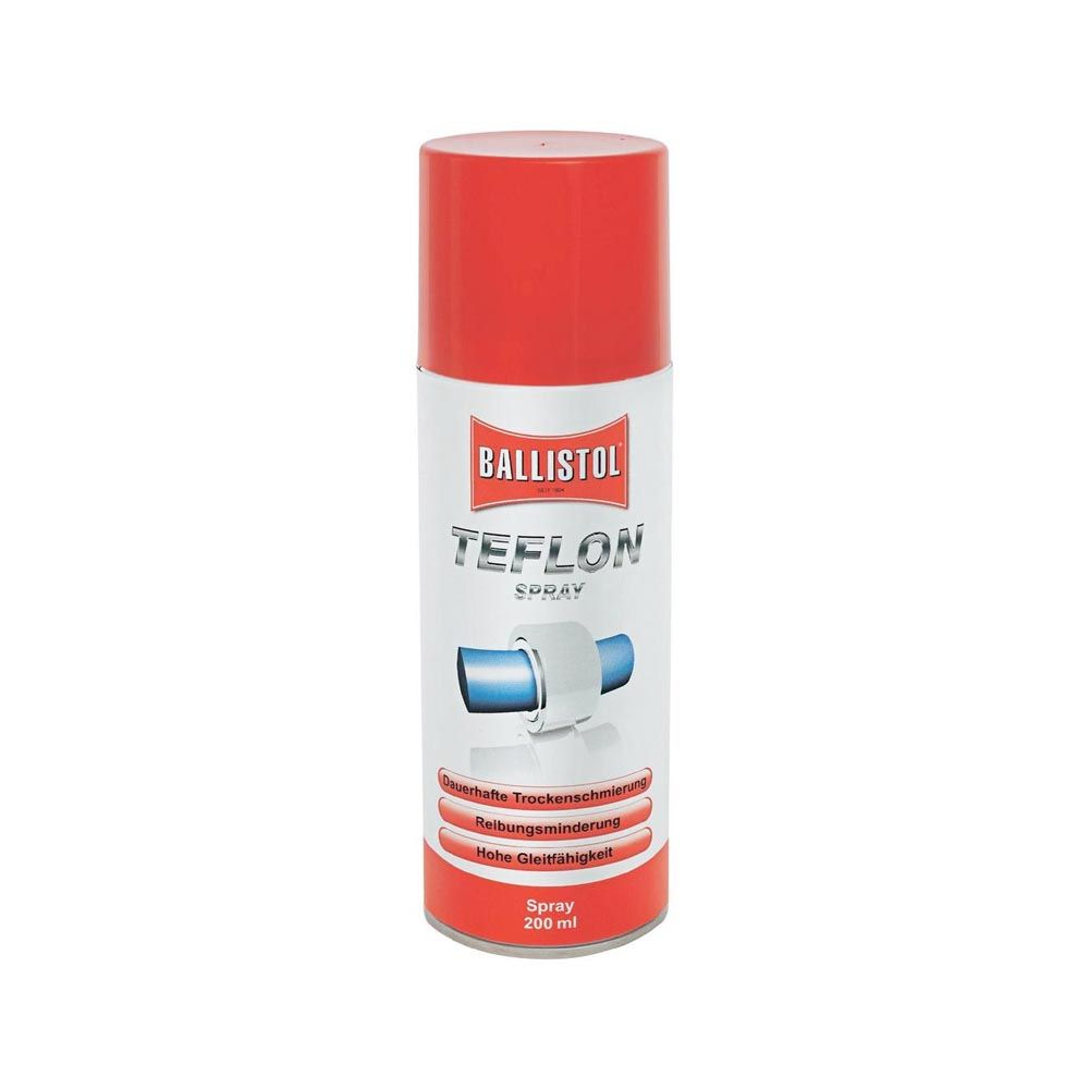 Spray Teflon Ballistol - 200 ml