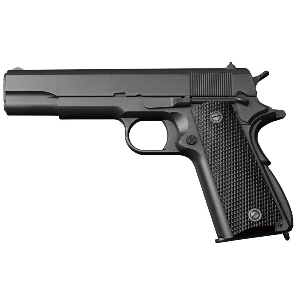Pistola SR1911 Fullmetal Blowback Co2 - 6 mm