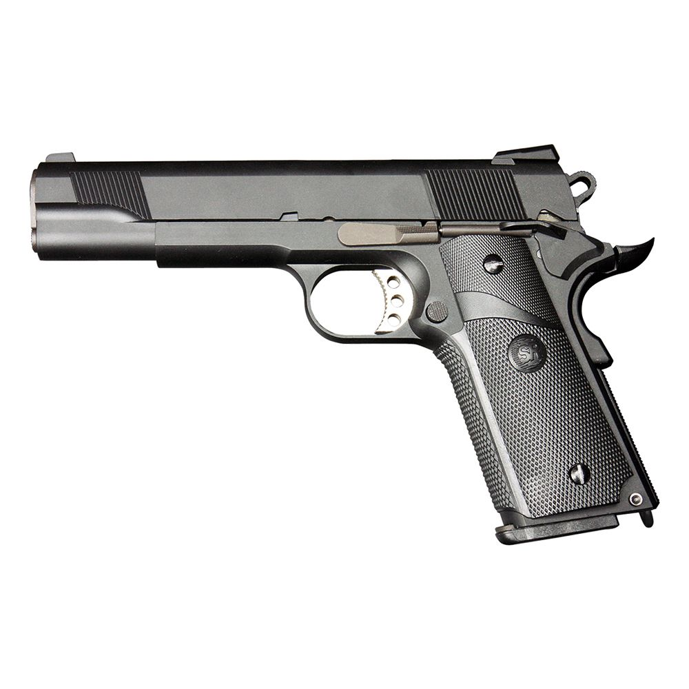Pistola SR1911 MEU (Marine Expeditionary Unit) fullmetal GBB - 6 mm