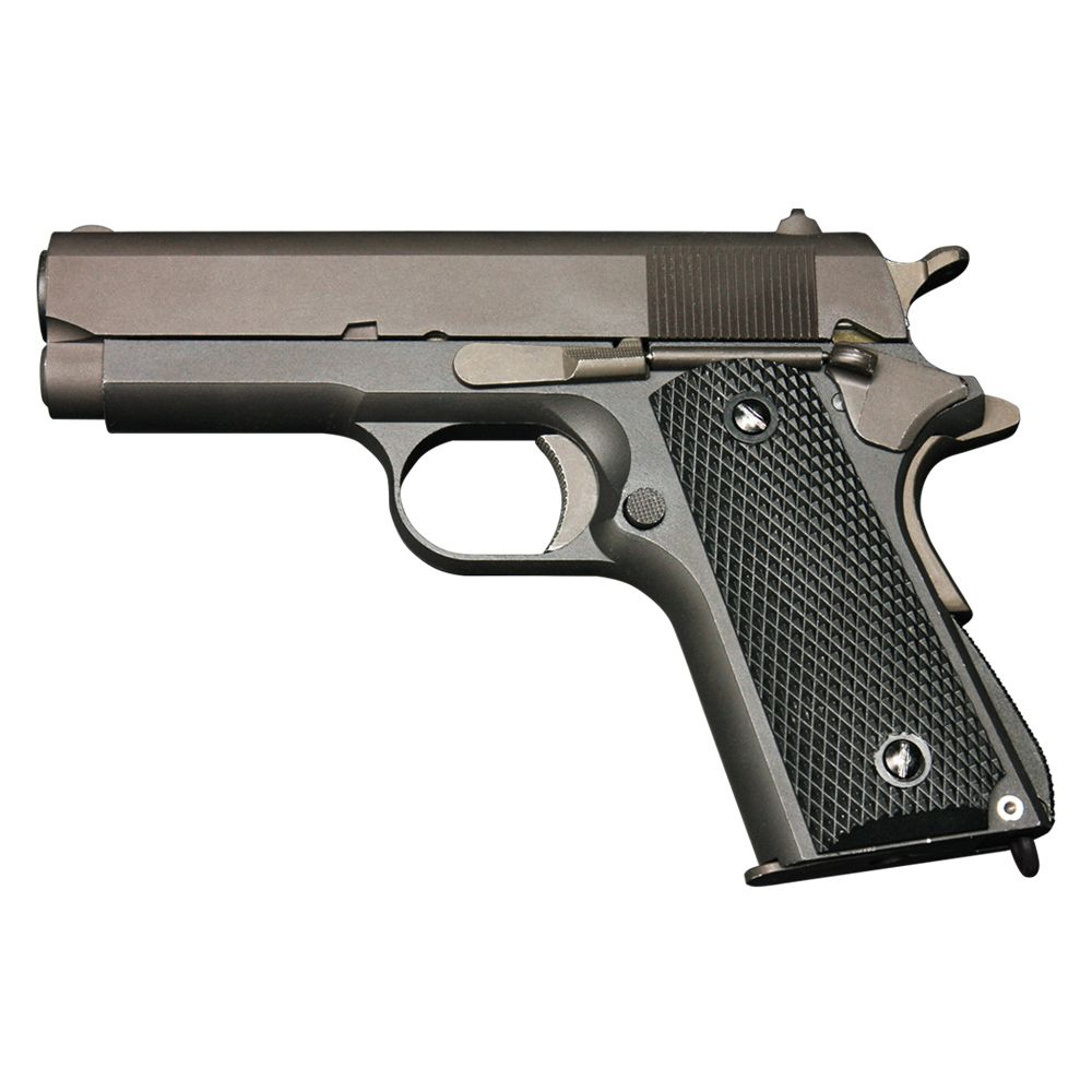 Pistola SR1911 Short ELITE fullmetal GBB - 6 mm
