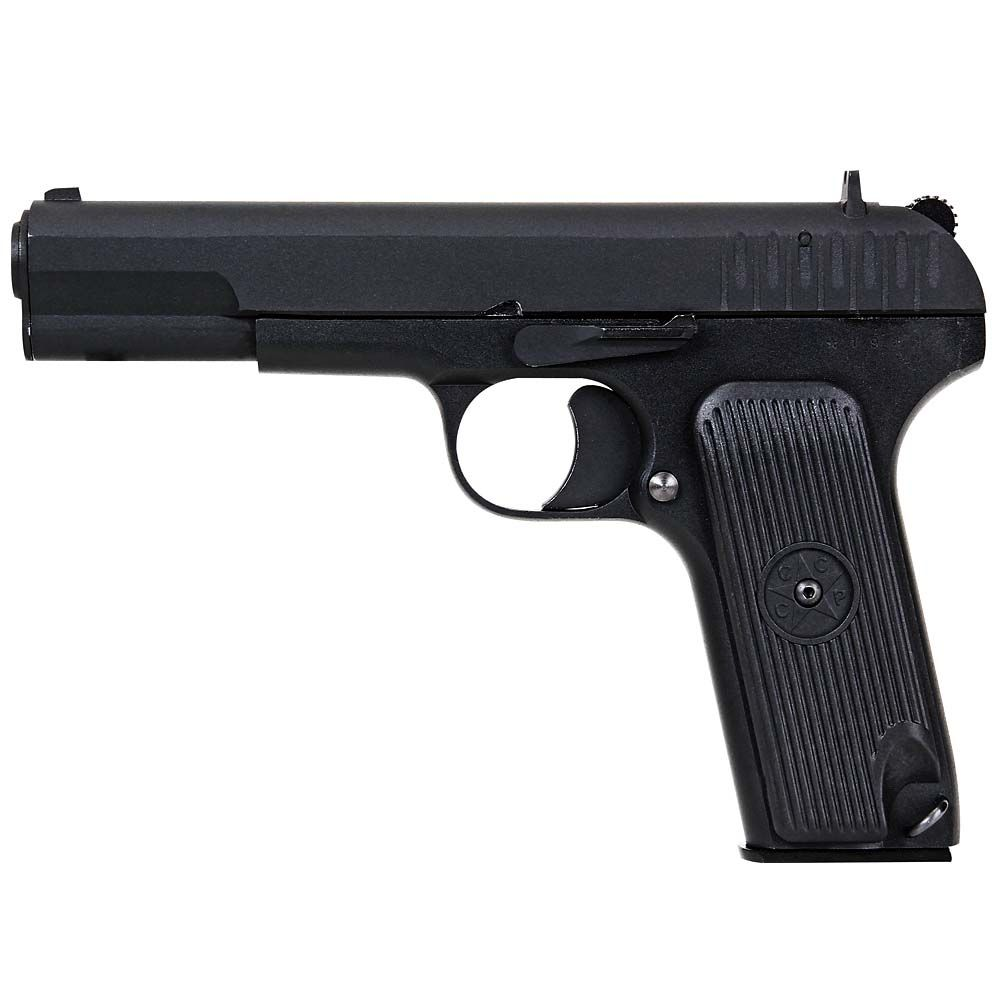 Pistola SR33 Fullmetal Blowback Co2 - 6 mm