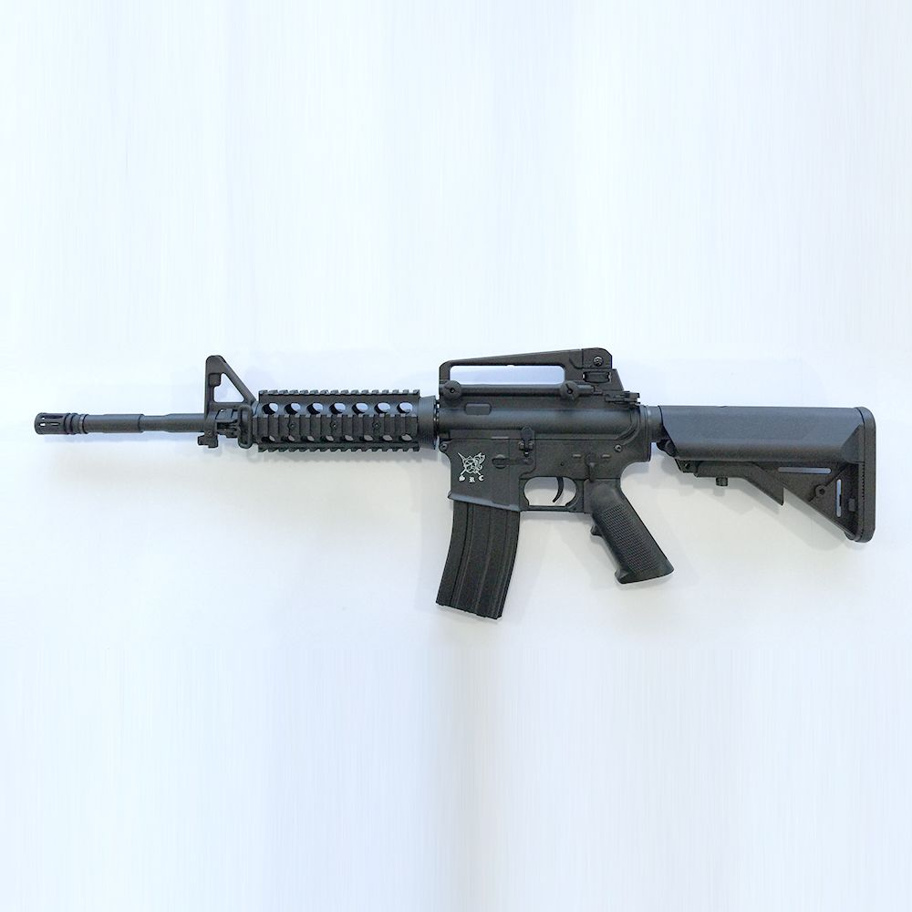 Subfusil SR4 Series Sport Line Tactical Carbine - Crane stock y rail en guardamanos - AEG - 6 mm