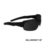 Black Glasses Kit Swisseye ARMORED