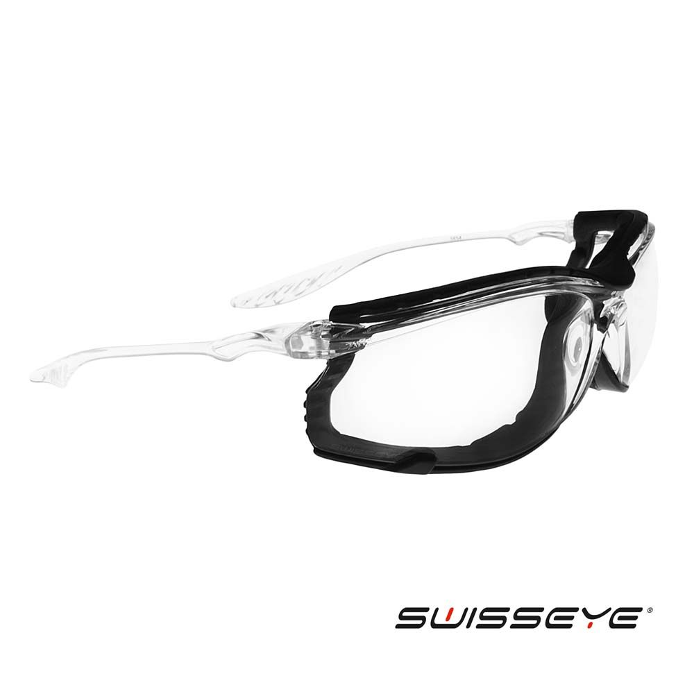 SANDSTORM transparent glasses Swisseye