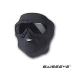 Neoprene mask Basic Black SWAT - smoked