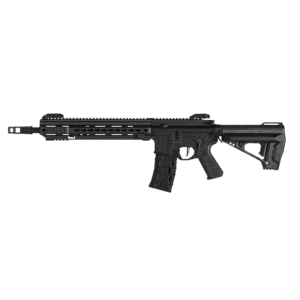 Avalon Vega Calibur SMG Carbine AEG - 6 mm Black VFC