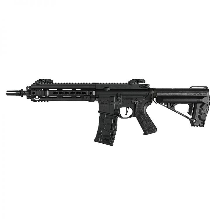 Avalon Vega Calibur CQB SMG AEG - 6 mm Black VFC