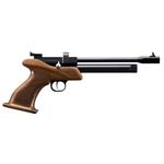 CP1 Zasdar Co2 pistol-shot multi chopped lime wood handle. 5.5 mmpellets